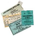 Tickets on Flee Fly Flown