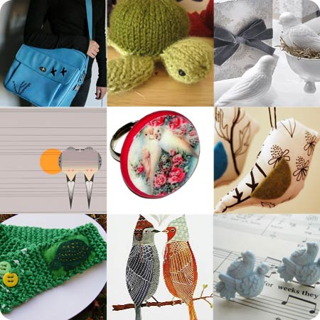 Two Turtle Dove Gift Ideas