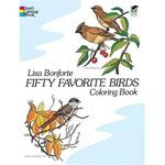 Fifty Favorite Birds on Flee Fly Flown