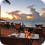 Straw Hat Restaurant on Anguilla on Flee Fly Flown