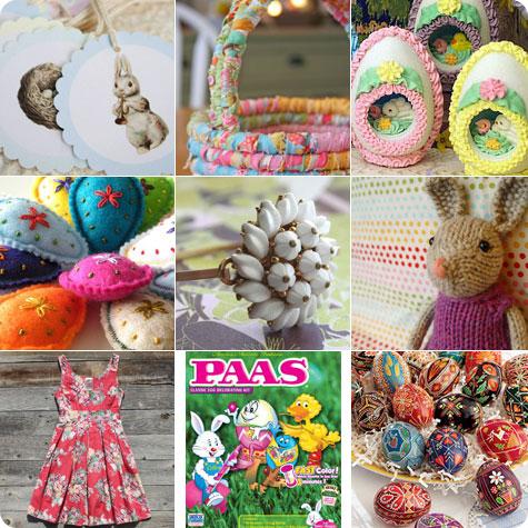 Easter inspiration on Flee Fly Flown