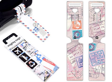 Dynomighty Luggage Tags