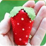 Moda Strawberry D.I.Y. on Flee Fly Flwon