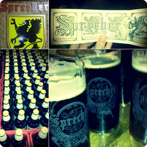 Sprecher Tour in Milwaukee, WI on Flee Fly Flown