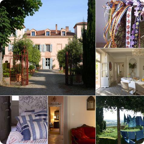 Creative Vacation :: Chateau Dumas on Flee Fly Flown