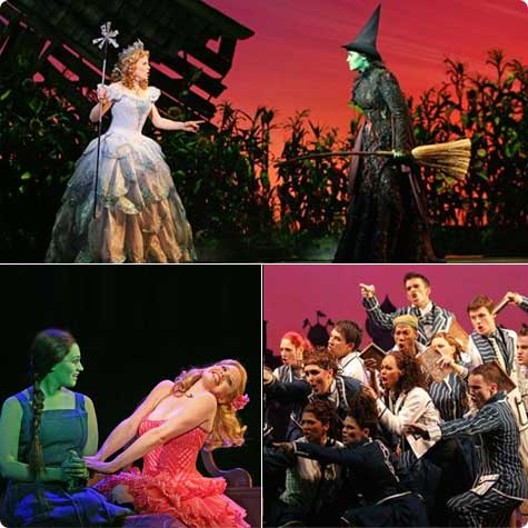 Musical Inspiration from Wicked a New Musical