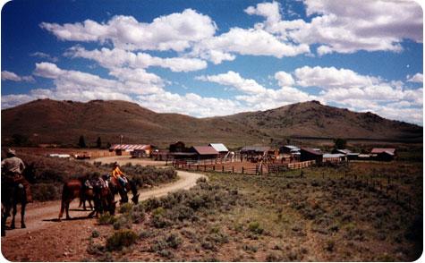 Three Peaks Ranch