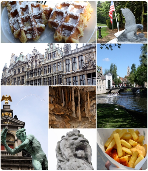 Benelux Vacation Belgium