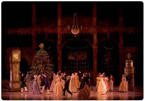 The Milwaukee Ballet performs the Nutcracker on Flee Fly Flown