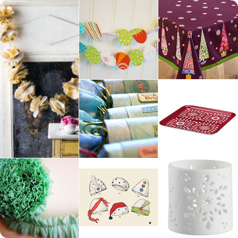 Decorating for Party or pure Holiday Pleasure on Flee Fly Flown