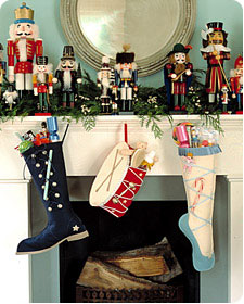 Nutcracker Holiday inspiration on Flee Fly Flown