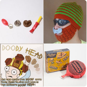 Silly gifts for the clowns in your life on Flee Fly Flown