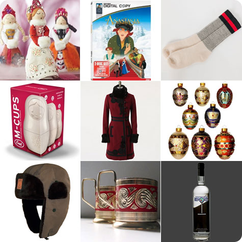 Russian Inspired Gift ideas on Flee Fly Flown