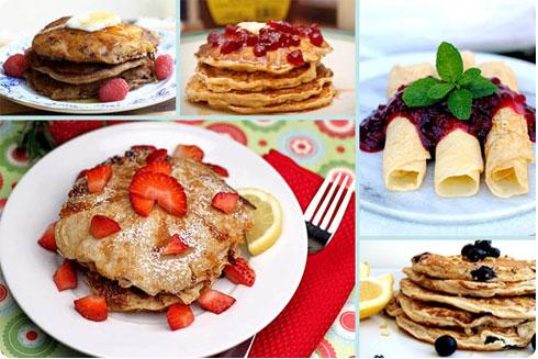 Pancake Day on Flee Fly Flown
