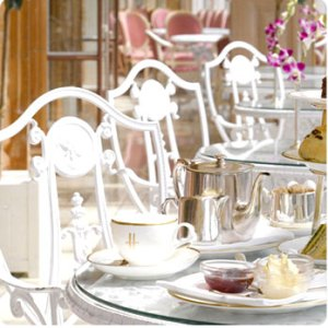 High Tea at the Terrace Bar