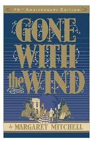 Gone with the Wind by Margaret Mitchell on Flee Fly Flown