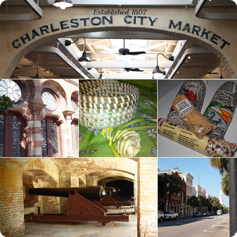 Colleen McIntyre's trip to Charleston featured on Flee Fly Flown