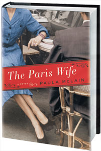 The Paris Wife by Paula McLain on Flee Fly Flown