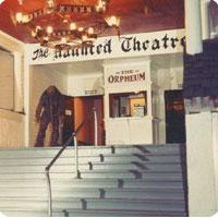 Mackinac Island's Haunted Theatre on Flee Fly Flown