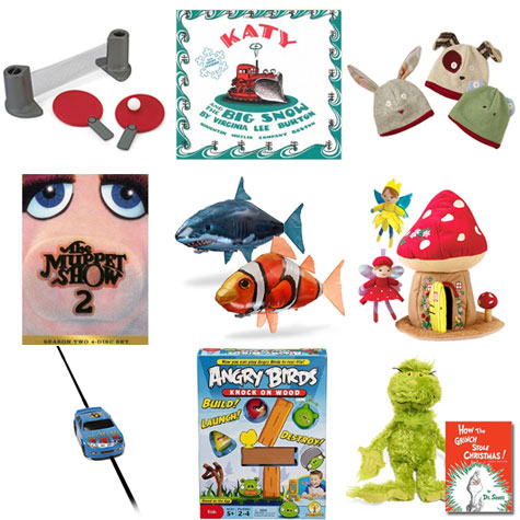 Gift Ideas for the kids on Flee Fly Flown
