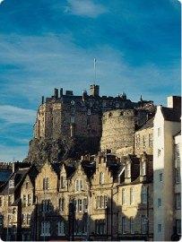 Edinburgh Castle, Edinburgh Scotland on Flee Fly Flown