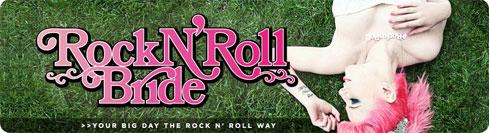 Rock n' Roll Bride