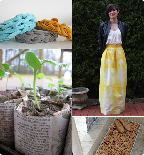 Natural DIY Projects for Earth Day