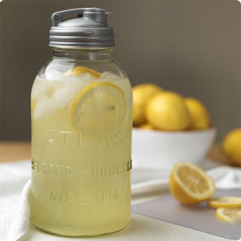 reCAP Mason Jar BPA-free Plastic Lids