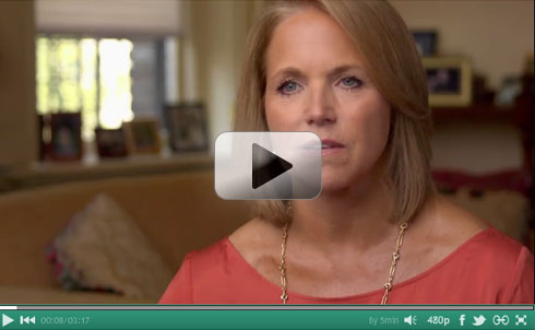 Katie Couric Interviewed for Makers - Groundbreaking Women
