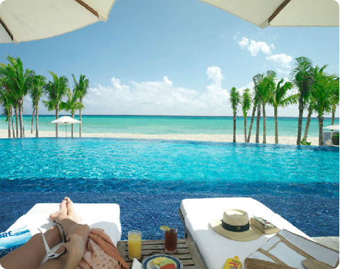 Royal Hideaway Hotel | Playacar | Mexico | Beach Vacation