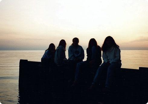 Maureen Connell | Camp Pendalouan Circa 1992