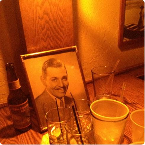 Clark Gable | Door County | Bayside Tavern