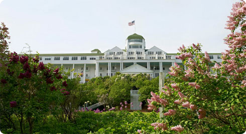 Grand Hotel | Mackinac Island | Michigan