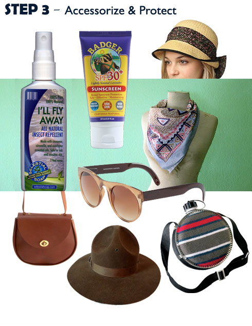 Protect & Accessorize | Camp Wanderlust