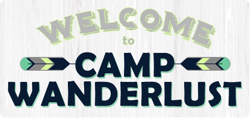Welcome To Camp Wanderlust on Flee Fly Flown