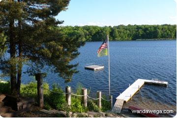wandawega lake | elkhorn | wisconsin