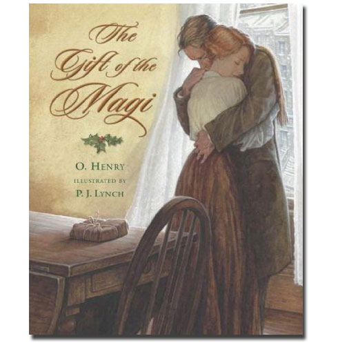 The Gift of the Magi book by O.Henry