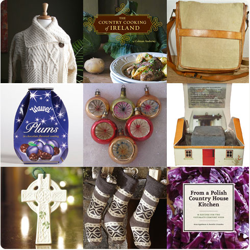 Heritage Gift Guide | Irish & Polish Inspired Gifts