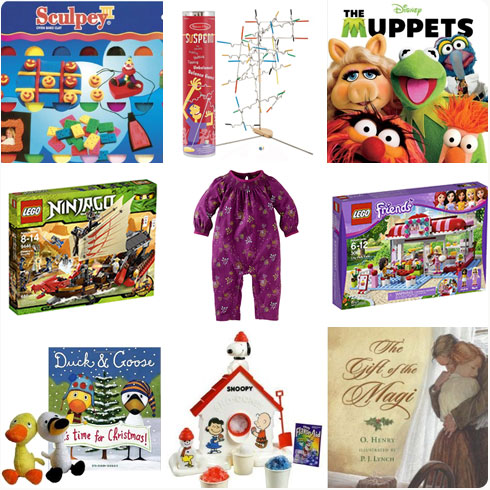 Holiday Gift Inspiration for Little Relatives
