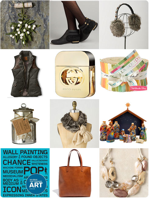 Gal's Gift Guide 2012