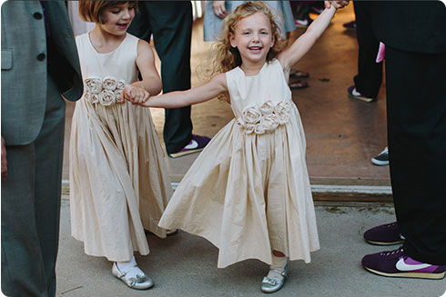 Photo by Bryan and Mae | Flower Girl Dresses | McWiz Wedding