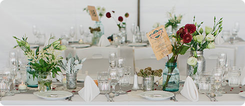 McWiz Wedding Table | Photo by Bryan and Mae