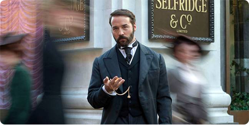 Mr. Selfridge from Masterpiece Classic