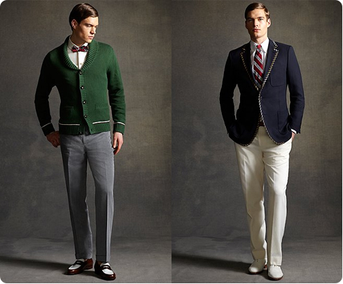 The Great Gatsby Collection by Brooks Brothers