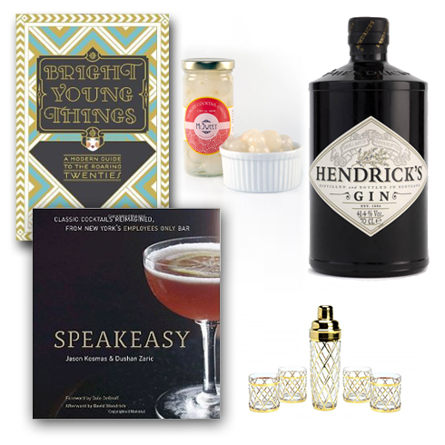 The Roaring 20s and a Speakeasy inspiration on Flee Fly Flown