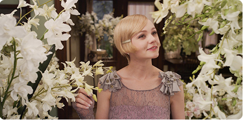 The Great Gatsby Movie | Carrie Mulligan