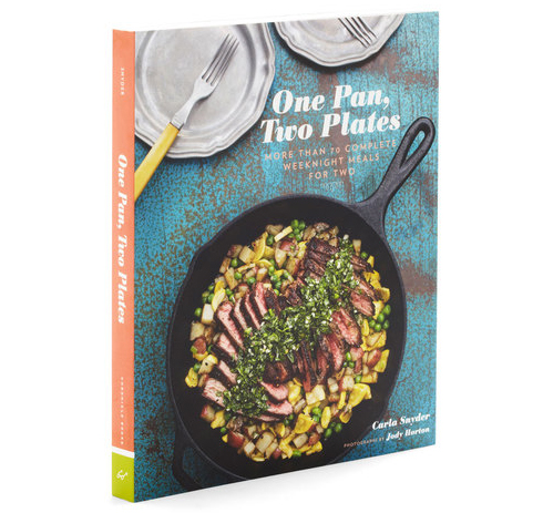 One Pan Two Plates Cook Book Book by Carla Snyder