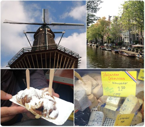 Amsterdam | Travel Guide on Flee Fly Flown