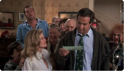 Christmas Vacation | Clark's Bonus