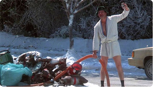 Christmas Vacation Eddie